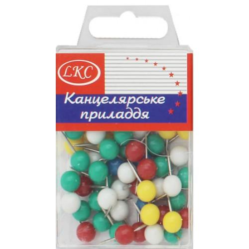 """Кнопка """"шарик"""" декорат. (60шт)"""
