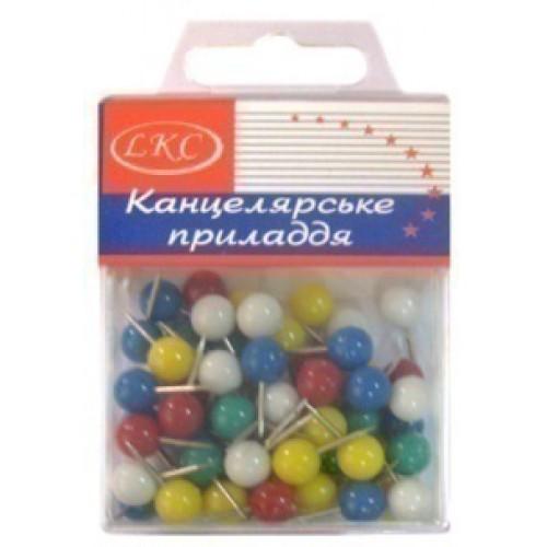 """Кнопка """"шарик 0,6см"""" декорат. (100шт)"""