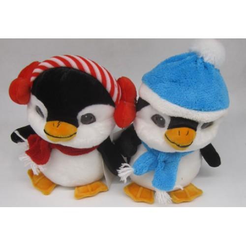 """Игрушка мягкая """"Пингвинята"""" 20см"""