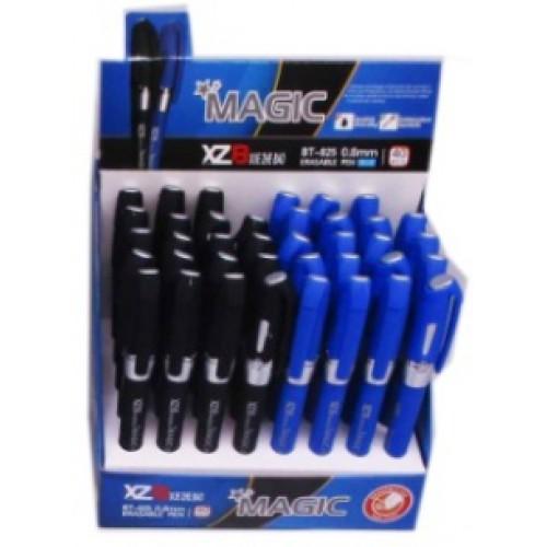 """Ручка шариковая """"пишет-стирает"""" 0,8мм, синяя"""