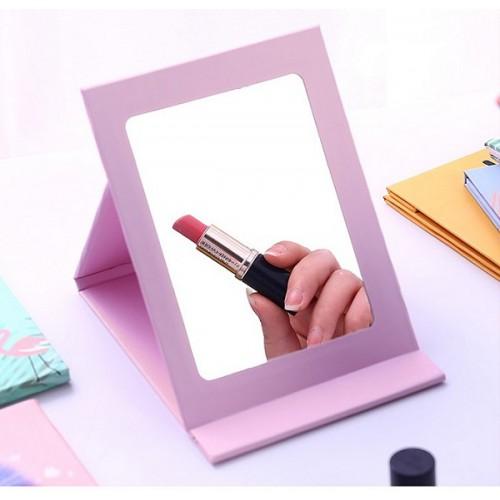 """Зеркало складное """"Фламинго"""" 15,5*11см"""