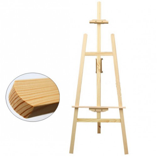 Напольный деревянный мольберт (сосна) 1,75м