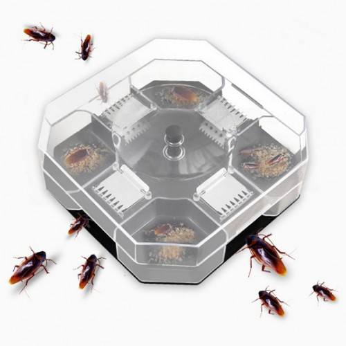 Ловушка от тараканов 13*13,5*4,2см