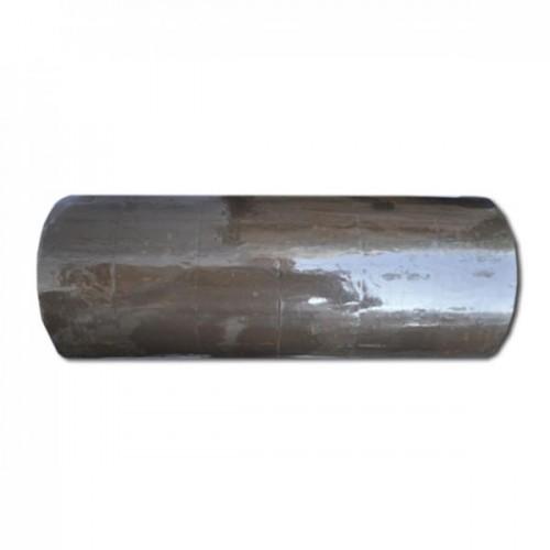 Скотч 200м цвет коричневый (фактическая длина 76м)