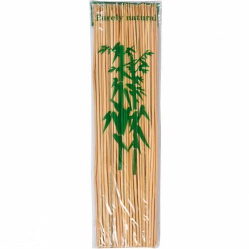 Бамбуковые палочки для барбекю и гриля 30см (80шт)