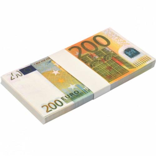 Сувенир 200 Евро (80шт купюр)