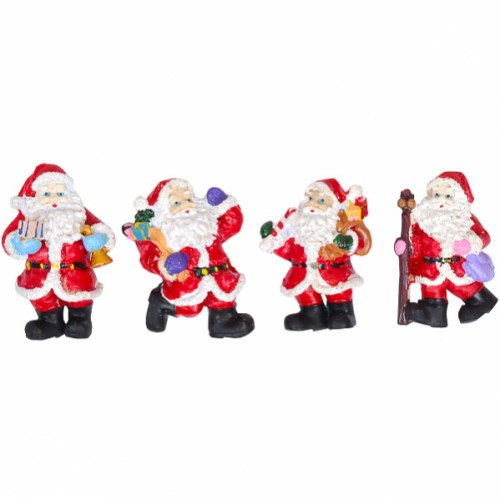 Магнит керамический «Дед Мороз» 6*4,5см