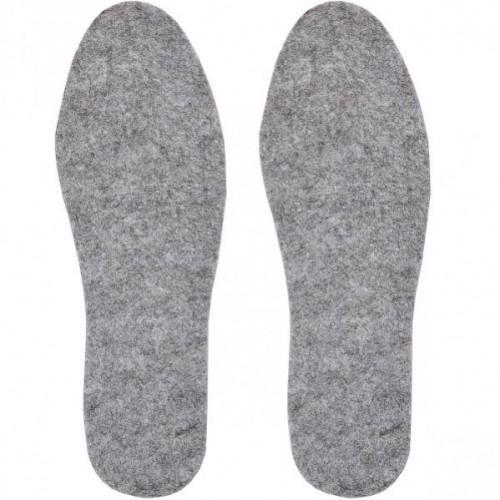 Стельки для обуви войлочные р.38-48 (1 пара)