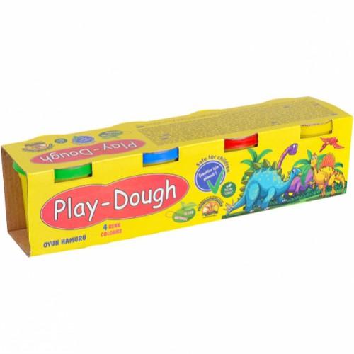 Игровое тесто «Play-Dough» 4*100г