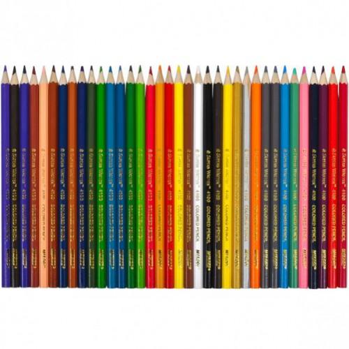 Набор цветных карандашей 36цв серия Superb Writer MARCO