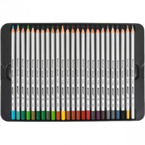 Набор цветных карандашей 50цв серия Raffine MARCO