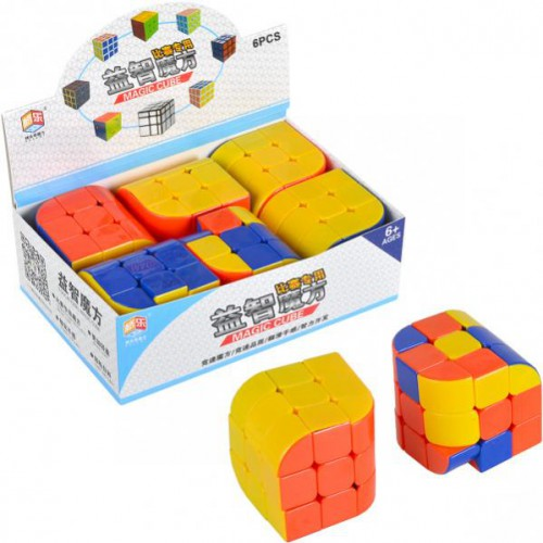 """Кубик Рубик 5,5*5,5*5,5см """"Magic cube"""""""