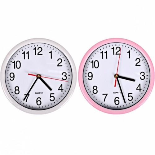 Настенные часы «Классика круг цветные» 22*4см