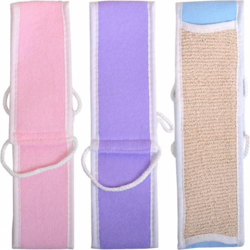 Мочалка-лента из натурального волокна 58*10см
