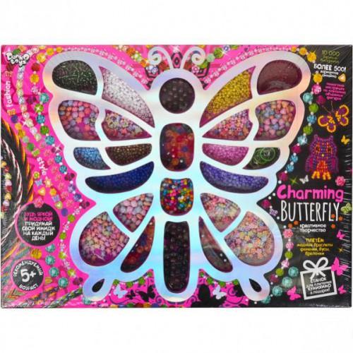 Набор бисера и бусин «Charming Butterfly» 5+