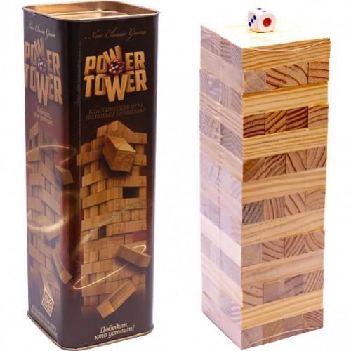"""Игра-конструктор 3в1 """"Power tower"""" 6+"""