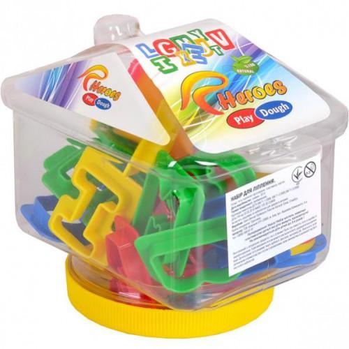 Набор Коробка дом с тестом и игрушкам «Play-Dough»