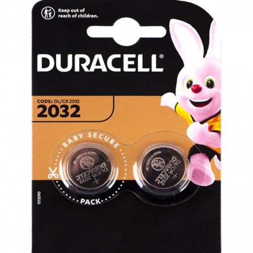 Батарейка Duracell «таблетка» DL/CR 2032