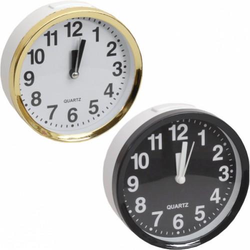 Настольные часы - будильник «Круг» 11,5*4см