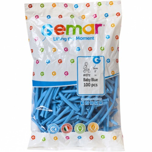 """Шарик-конструктор 2`(5см) пастель """"светло-голубой"""" """"Gemar"""""""