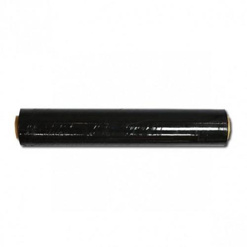 Пленка стретч черная 2 кг, ПЭ 20х500х195