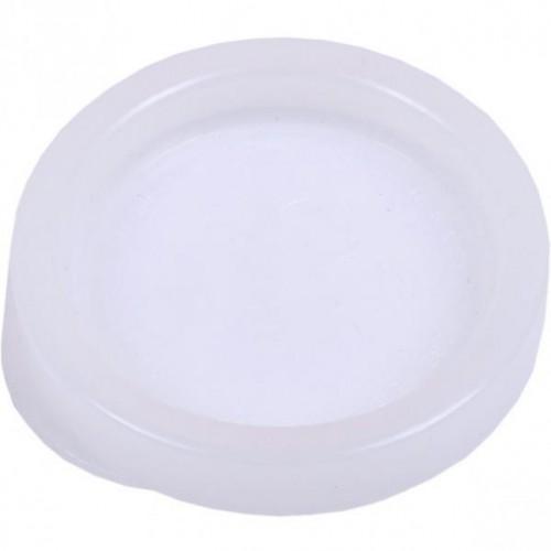 Крышка капроновая белая ⌀8,5см