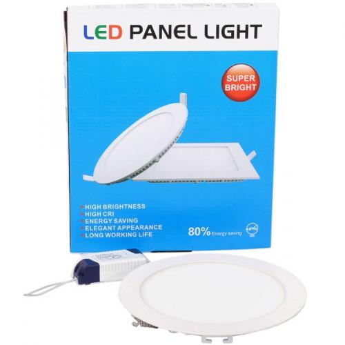 Лампа LED 24W с корпусом теплый