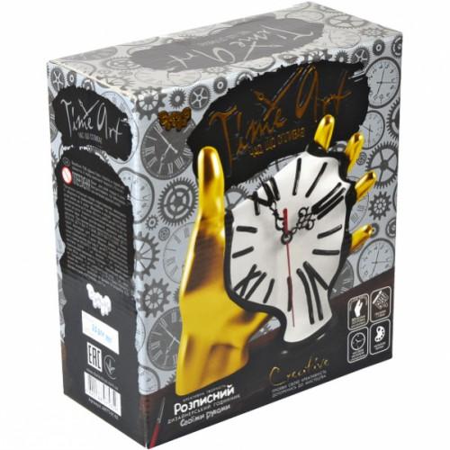 Набор Расписные часы «Time Art» 9+