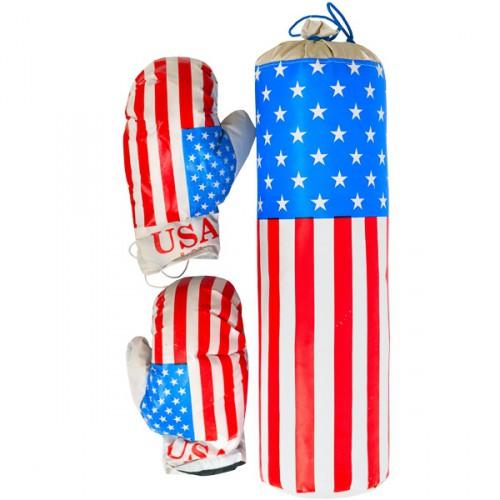 "Боксерский набор ""USA"" малый"