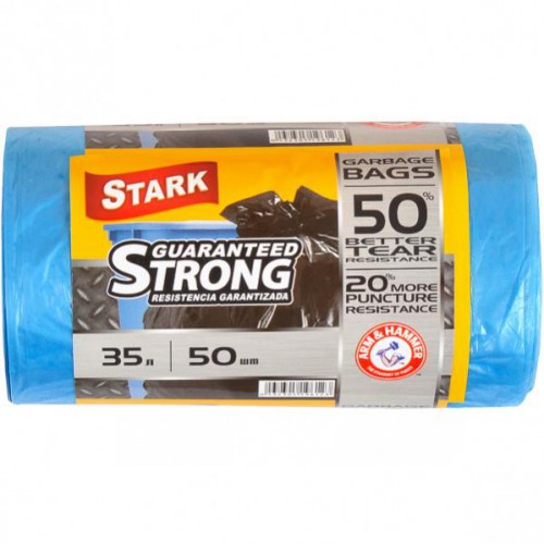 Пакет для мусора прочный 48*58 35л 50шт STARK