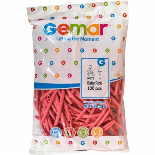 """Шарик-конструктор 2`(5см) пастель """"светло-розовый"""" """"Gemar"""""""