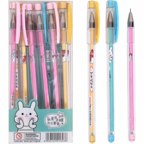 Ручка гелевая «Dtian» 0,38мм, синяя
