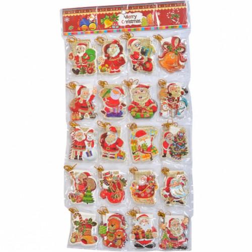"""Письмо-открытка для """"Деда Мороза"""" 7,2*8,3см"""