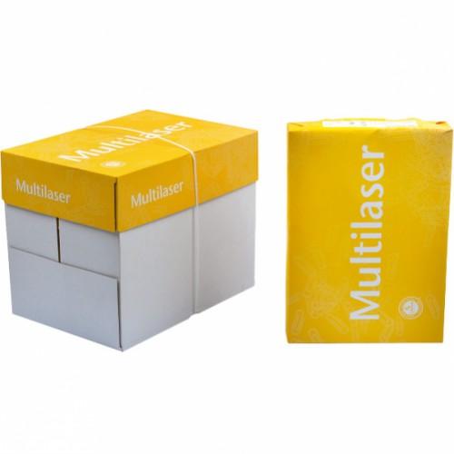 Бумага для ксерокса Multilaser, А4, 500л, 75г/м2