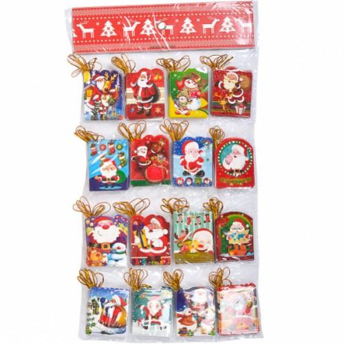 """Письмо-открытка для """"Деда Мороза"""" 5,5*7см"""