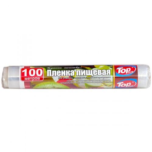 Пленка пищевая 29см/100м 7мкм(POL) Top Pack