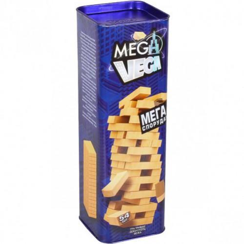 Розвиваюча настільна гра «MEGA VEGA» 5+