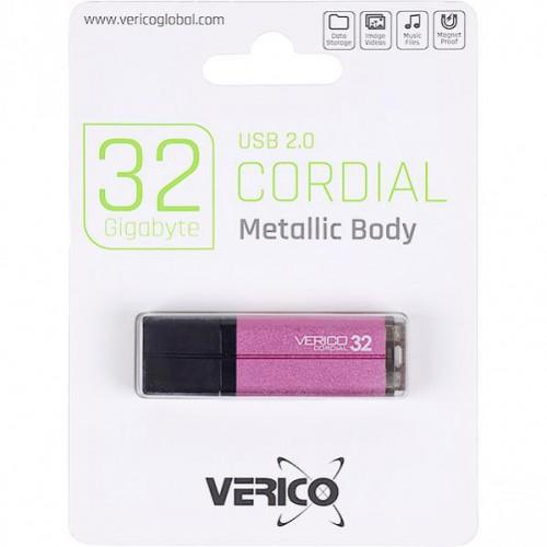 Флешка Verico USB 32Gb Cordial Pink