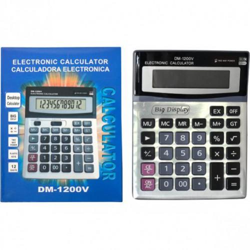 Настольный калькулятор 19,5*15*3,5см