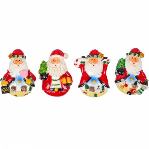 Магнит керамический «Дед Мороз» 5,5*4см