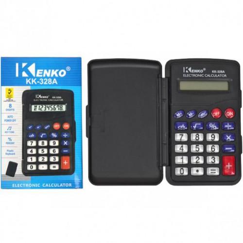 Калькулятор карманный 10*6*1см (8 функций/ 1 источник энергии)