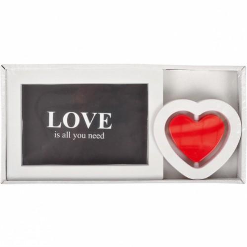 "Фоторамка-коллаж ""LOVE"""