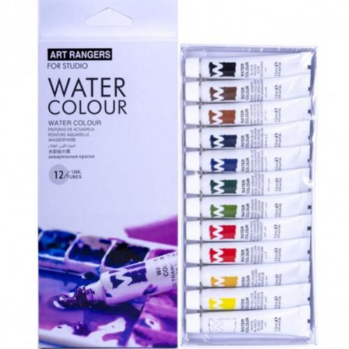 Краски 12цв*12мл «Art Ranger» «Water»