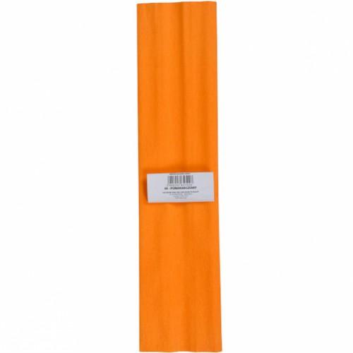 "Гофрированная бумага 50*200см, светло-оранжевая, 32г/м² ""Ok office"""