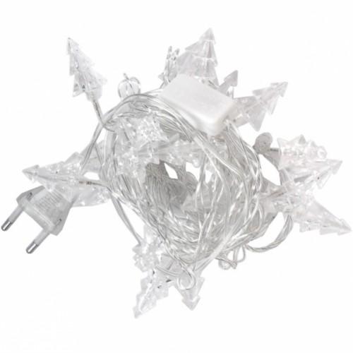 "Гирлянда электрическая LED ""елочки"" 4,5м"