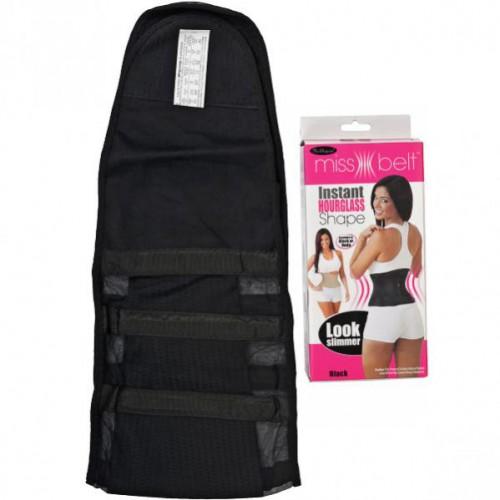 Пояс утягивающий для талии «Miss Belt» L/XL