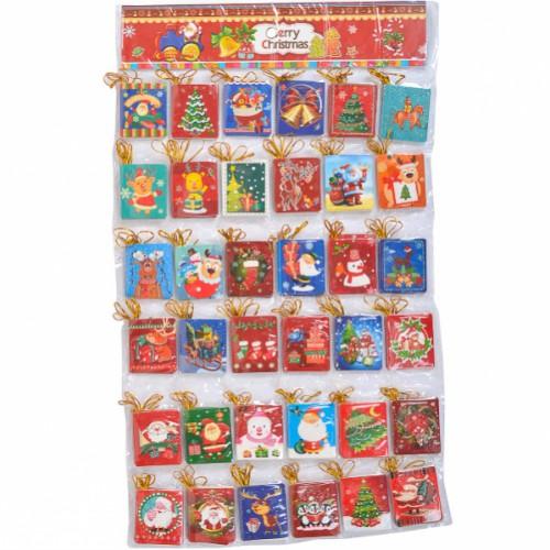 """Письмо-открытка для """"Деда Мороза"""" 4,8*5,5см"""