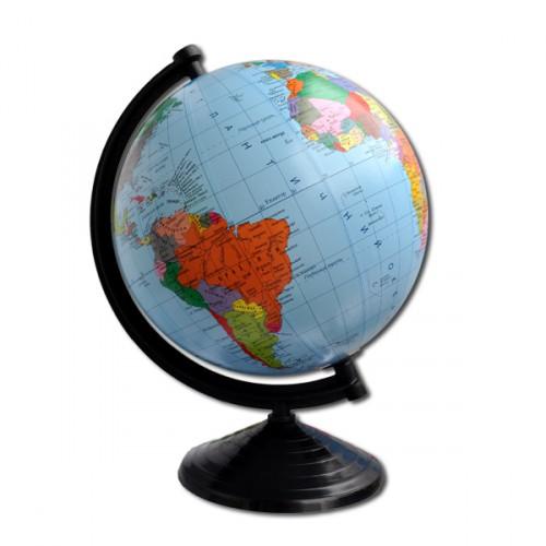 Глобус политический, диаметр 260мм укр.яз