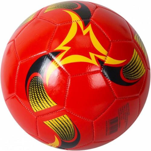 """Мяч футбольный """"Цветной"""", кожзам"""