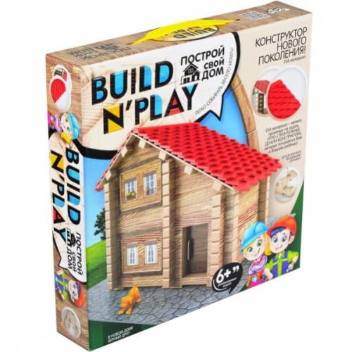 Конструктор дом «Build'n'Play» 6+